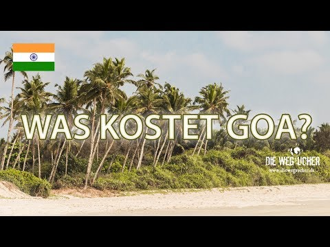 Goa, Indien - Beach, Party und Kosten in Benaulim