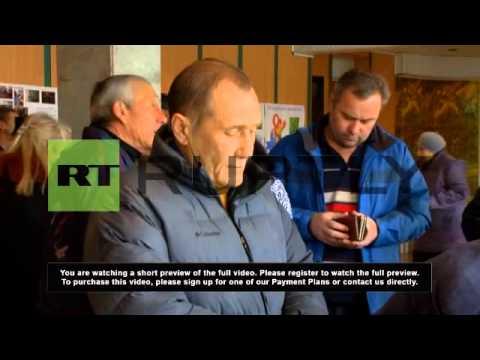 Ukraine: Aksyonov promises referendum turnout higher than last parliamentary election