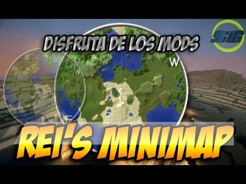 Minecraft 1.5.2 ~ Como instalar Rei's Minimap