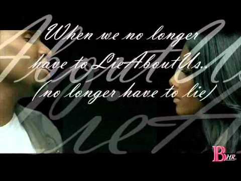 Avant Ft. Nicole Scherzinger - Lie About Us with lyrics