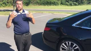 Lincoln Continental Walk Around And First Look | Craig Layfield, Johnson City Ford-Lincoln