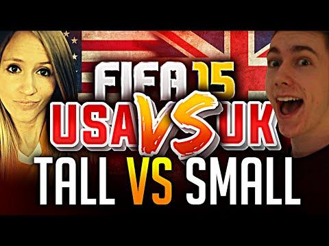 'DOES SIZE MATTER?'   UK VS USA