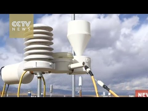 3D weather station helps developing countries with weather data
