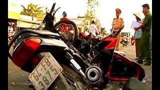 THVL   Tai nạn giao thông liên hoàn tại Cà Mau, 1 người tử vong