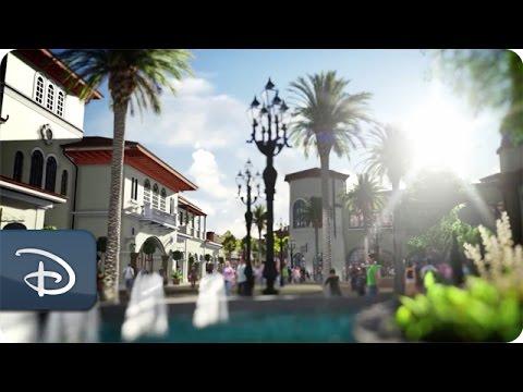 Imagineers Unveil the Storyline of Disney Springs | Walt Disney World Resort | Disney Parks
