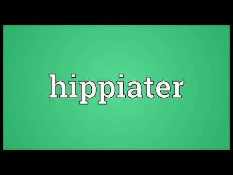Header of hippiater