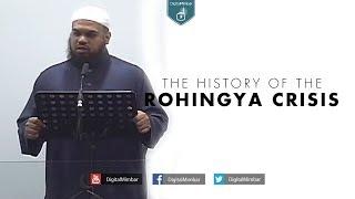 The History of the Rohingya Crisis – Ahsan Hanif