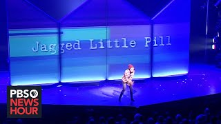 In Broadway musical, Alanis Morissette's 'Jagged Little Pill' becomes modern-day metaphor