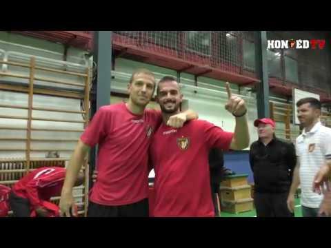 Honvéd TV | Csapatépítő Teqball bajnokság - kattintson a lejátszáshoz!