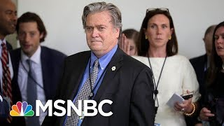 Steve Bannon Out At White House | MSNBC