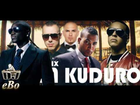 Don Omar Ft. Lucenzo, Daddy Yankee, Akon & Pitbull - Danza Kuduro (Remix)