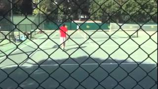 Cansel Elçin || tenis with cenk