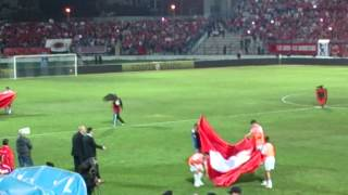 Shqiperi Zvicer 1-2, Shqiponja