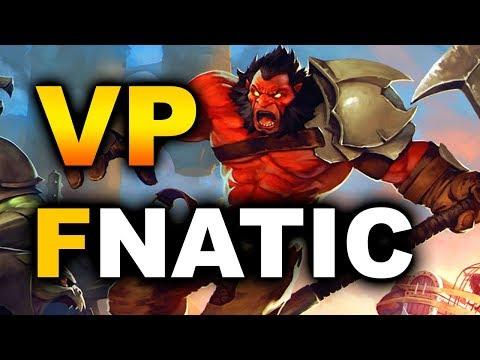 VP vs FNATIC - GRAND FINAL - SUMMIT 8 MINOR DOTA 2