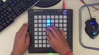 Download Lagu Launchpad pro: Marshmello-Alone (by Yhugo Slave) Gratis STAFABAND