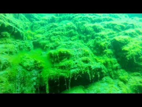 Seaweed worsens problems for Russia's Lake Baikal