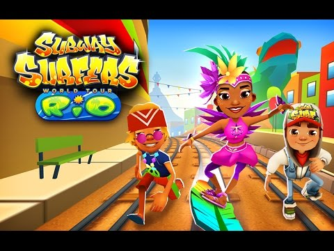 Subway Surfers World Tour 2015 - Rio