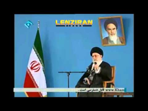 Islamic Republic leader Ayatollah Khamenei  threat to sanction oil and gaz to West