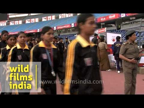 National Cadet Corps Stands For Ncc Song 'hum Sab Bharatiya Hain' video