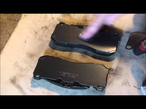 Changing Brake Pads on a 2009 BMW 135i