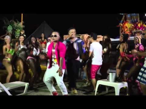 Mr Black - El Serrucho Champeta Urbana Con Sobre Bajo Video Megamixerdisplay 2014 video