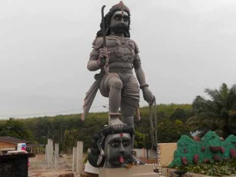 Astha Thasa Pojai Kaliamman Temple.wmv video