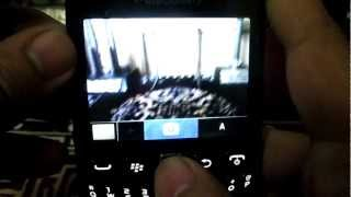 Blackberry Curve 9220 Quick Review