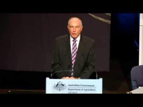 The Hon. Warren Truss MP: Day 2 Opening Address