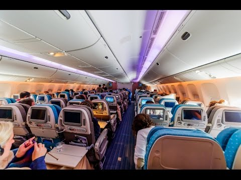 Singapore Airlines 777-300ER Trip Report | San Francisco to Hong Kong (SQ1)