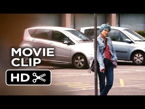 Blue Is The Warmest Color Movie Clip 2 (2013) - Lesbian Drama Hd video