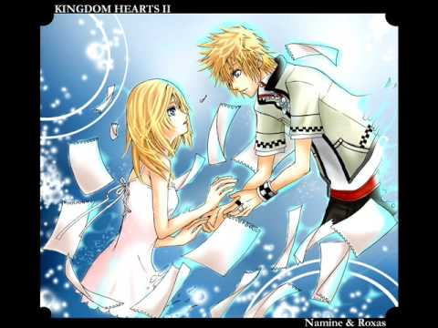 All of Yours- SoraxKairi RoxasxNamine Video