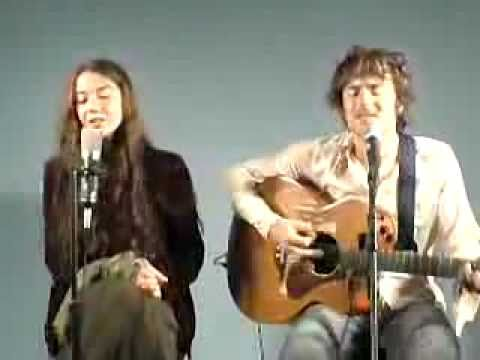 Lisa Hannigan &amp; Damien Rice &quot; Volcano &quot;