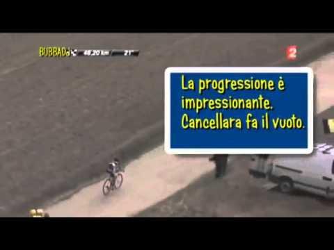 Bici truccata e Cancellara Roubaix Fiandre Part 1