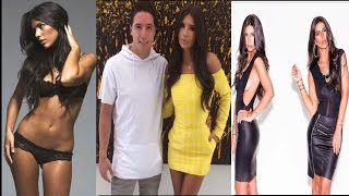 Samir Nasri's girlfriend Anara Atanes - Sexy WAGs