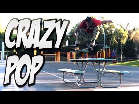 THIS DUDE HAS CRAZY POP !!! - XAVIER ALFORD - NKA VIDS -