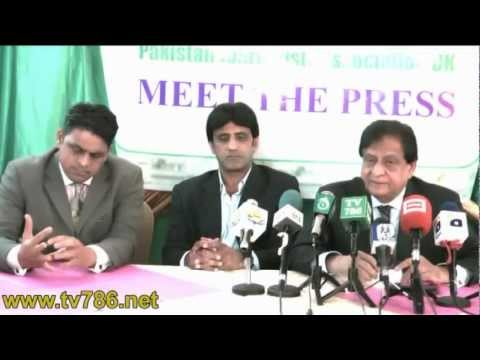 London Media Q&A with Liaquat Ali Jatoi former CM Sindh
