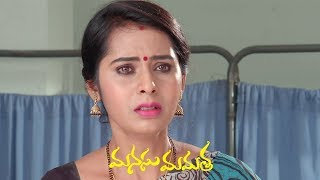 Manasu Mamata Serial Promo - 15th October 2019 - Manasu Mamata Telugu Serial
