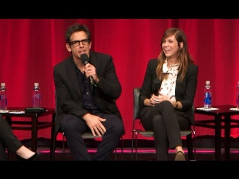 Academy Conversations: The Secret Life Of Walter Mitty