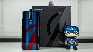 OPPO F11 Pro Avengers Edition Unboxing