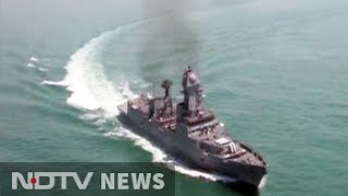 Inside India's new and deadliest warship