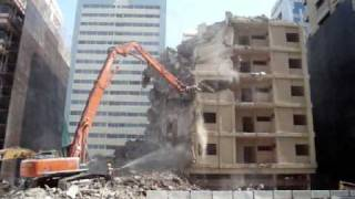 MTKA DEMOLITION - AL MEZIN - 4.500 m2, 9 floors, 45 days