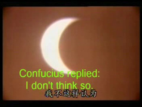 TAOISM vs CONFUCIANISM -- English subtitles Video