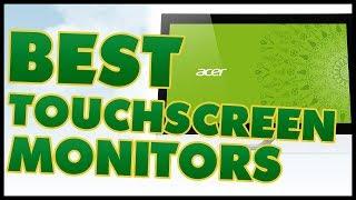 5 Best Touchscreen Monitor Reviews 2017