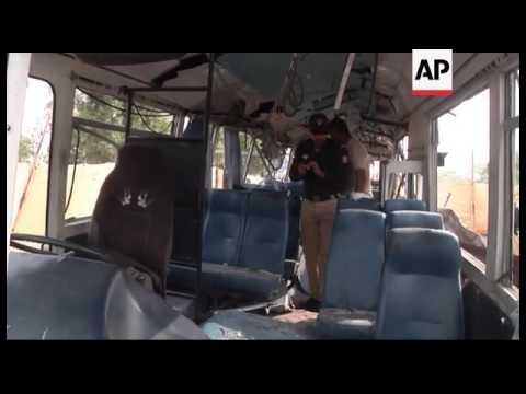 Pakistan - At least nine dead in suicide bomb attack near army headquarters / Triple blast at cinema