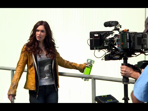 Teenage Mutant Ninja Turtles Official B-Roll #1 (2014) Megan Fox Movie HD