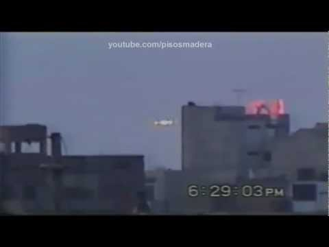 UFO LANDS IN POPULATED AREA ↑ March 20, 2013 ↑ Mexico