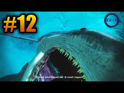 "Call of Duty: Ghosts Walkthrough (Part 12) – Campaign Mission 12 ""INTO THE DEEP"" (COD Ghost)"