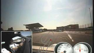 Unbelievable acceleration - New Porsche 997 Turbo doing 0-60 in 3.08s!