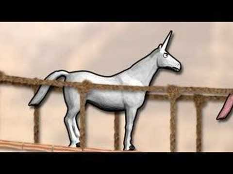 Misc Soundtrack - The Last Unicorn - Haggards Unicorns
