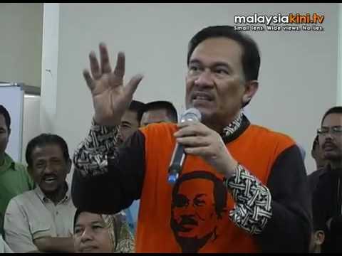 Anwar cabar Najib berdebat: Siapa menghianati Melayu?